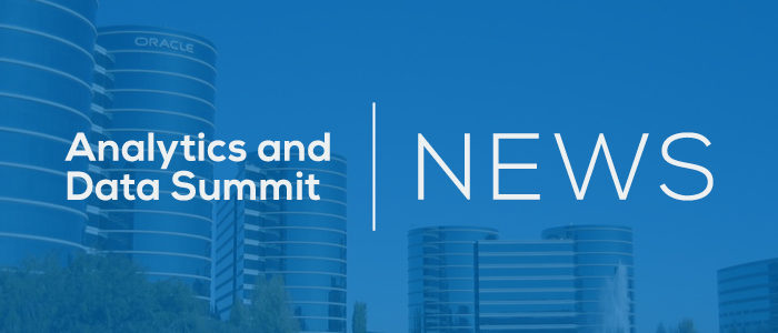 Analytics and Data Summit News